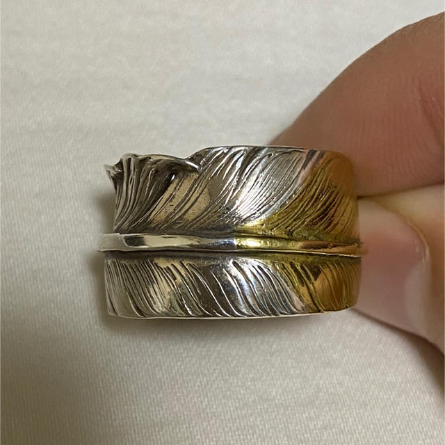 goro's(ゴローズ)のゴローズリング メンズのアクセサリー(リング(指輪))の商品写真