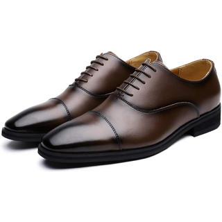 数量限定‼️ 新品未使用 日本製本革 ビジネスシューズ 紳士靴 90ーDBR