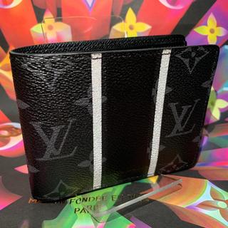 LOUIS VUITTON - 【超希少💫✨】ルイヴィトン エクリプス 二つ折り財布