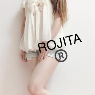 ROJITA - ロジータ トップス