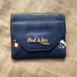 ポール&ジョーシスター(PAUL & JOE SISTER)の【値下げしました】paul&joe sister パスケース (名刺入れ/定期入れ)