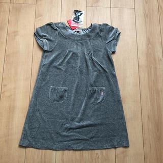 ミキハウス(mikihouse)のミキハウス リーナちゃんチュニックワンピース(140cm)(Tシャツ/カットソー)