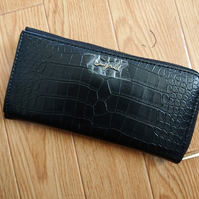 Ungrid(アングリッド)の長財布 アングリッド レディースのファッション小物(財布)の商品写真