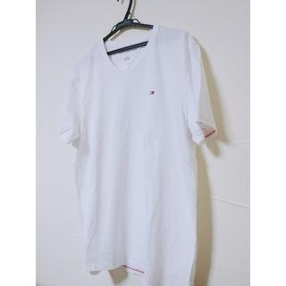 トミーヒルフィガー(TOMMY HILFIGER)の【美品】【新品未使用】【送料無料】トミー Tシャツ L S、Mもあり(Tシャツ/カットソー(半袖/袖なし))