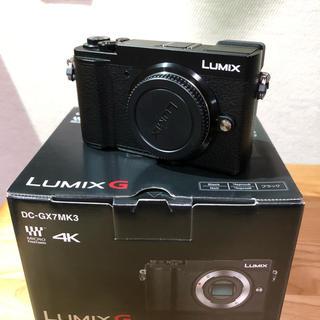 Panasonic - LUMIX DC-GX7mk3  パナソニック 美品