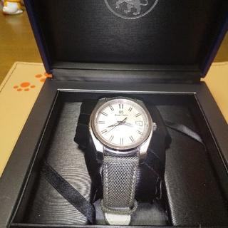 グランドセイコー(Grand Seiko)の【タムラ様専用】グランド セイコー SBGV245 9Fクオーツ グレー(腕時計(デジタル))
