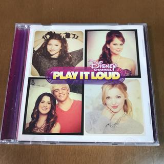 ディズニー(Disney)の【DISNEY CHANNEL】 PLAY IT LOUD CD(ポップス/ロック(洋楽))