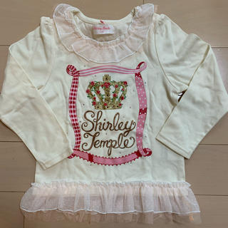 Shirley Temple - 新品 シャーリーテンプル カットソー 110