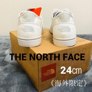 THE NORTH FACE - 海外限定★THE NORTH FACE 24センチ