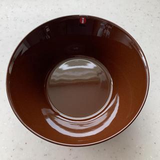 イッタラ(iittala)のイッタラ ティーマ ブラウン ボウル15cm。(食器)