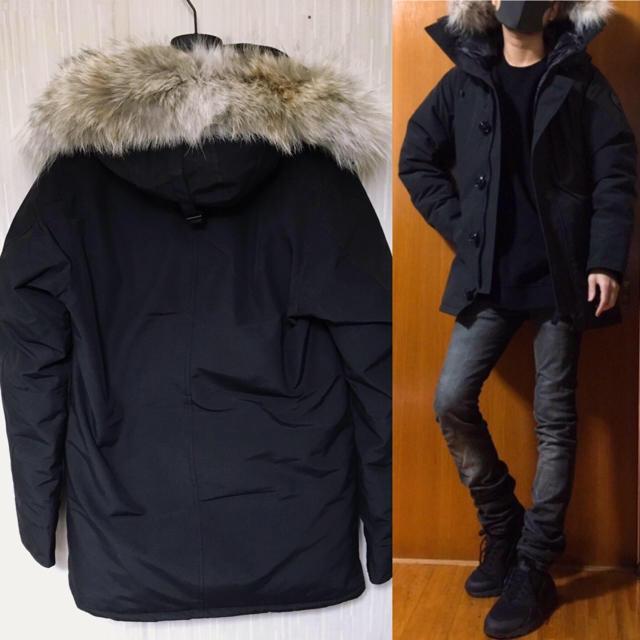 CANADA GOOSE(カナダグース)のカナダグース  シャトー ブラックラベル  メンズのジャケット/アウター(ダウンジャケット)の商品写真