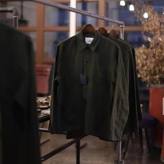 OUTIL+spares+L'ECHOPPE   DOVER 05 jacket