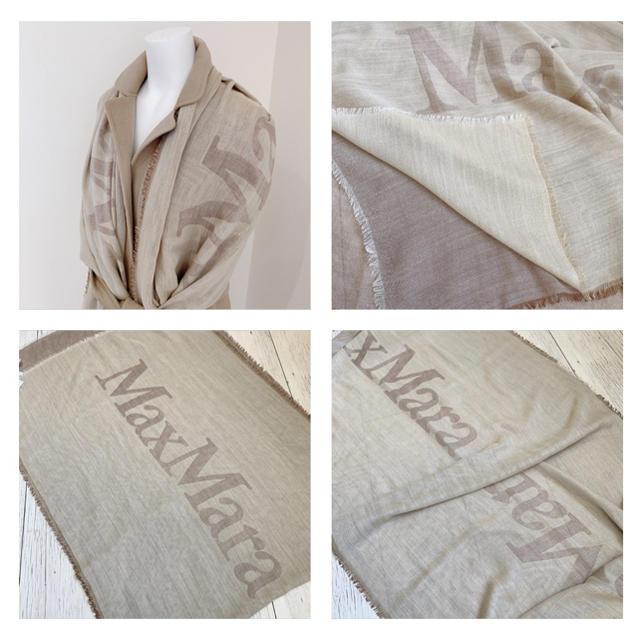 Max Mara(マックスマーラ)の専用ページ レディースのファッション小物(ストール/パシュミナ)の商品写真
