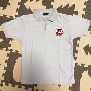 ビームス(BEAMS)のBEAMS ポロシャツ Sサイズ くま(ポロシャツ)