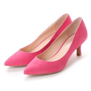 TOMORROWLAND - 新品 定価19440円 セブントゥエルブサーティー23.5日本製ラム革ピンク