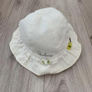 BURBERRY - バーバリー♡ベビー帽子 48cm