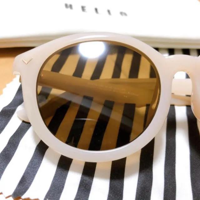 Zoff(ゾフ)の田中里奈 コラボ サングラス zoff レディースのファッション小物(サングラス/メガネ)の商品写真