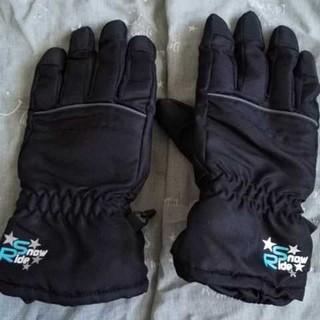 ◆スキースノボー雪遊び手袋 グローブJM135cm9~10歳