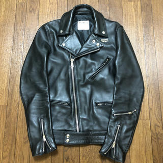 Lewis Leathers - lewis leather  ルイスレザー  34  タイトフィット サイクロン
