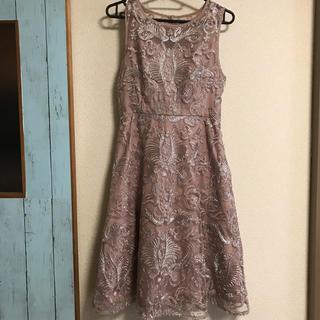 アンディ(Andy)の高級ドレス キャバ 刺繍 チュール(ナイトドレス)