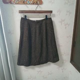 ジオスポーツ(GIO SPORT)のジオスポーツ GIO SPORT 冬素材スカート(ひざ丈スカート)