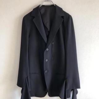 ヨウジヤマモト(Yohji Yamamoto)のY's 18AWテーラードジャケット(テーラードジャケット)