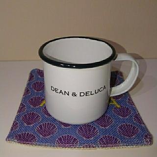 ディーンアンドデルーカ(DEAN & DELUCA)のDEAN & DELUCA ホーローマグカップ (グラス/カップ)