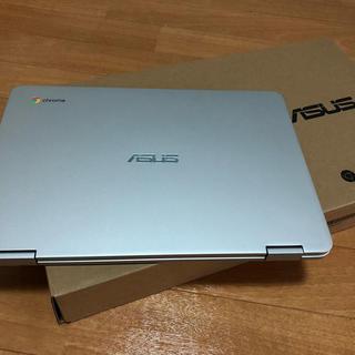 エイスース(ASUS)のASUS Chromebook C305C 美品(ノートPC)