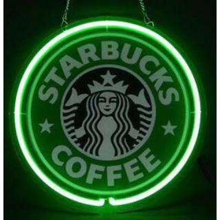 Starbucks Coffee - 【新品】スターバックス コーヒー ネオンサイン 看板 電飾 Starbucks