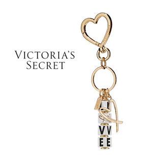 Victoria's Secret - 新品*ヴィクトリアシークレット*キーリング/バッグチャーム*Love Dice