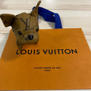 LOUIS VUITTON - ルイヴィトン 犬 ドッグチャーム