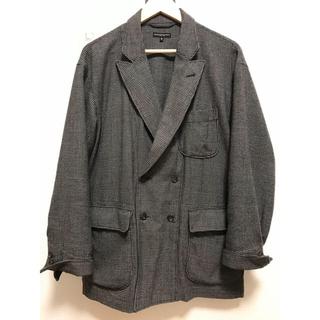 """エンジニアードガーメンツ(Engineered Garments)のEG   """"DL Jacket Glen Plaid Houndstooth""""(テーラードジャケット)"""