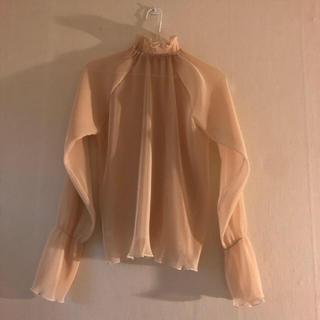 EDIT.FOR LULU - vintage frill blouse