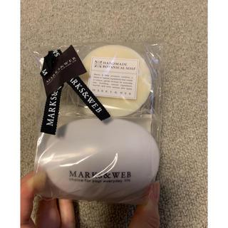 MARKS&WEB - MARKS &WEB ハンドソープ&ヘッドマーサージ