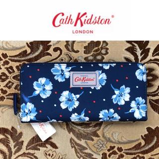 Cath Kidston - 新品タグ付き Cath Kidston トラベルコンチネンタルウォレット お財布