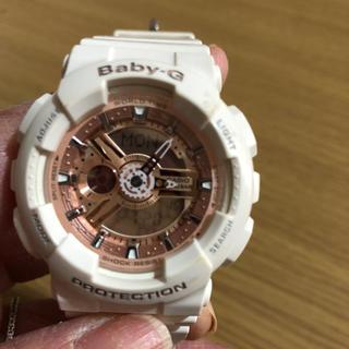 ベビージー(Baby-G)のbabyG腕時計(腕時計(デジタル))