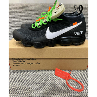 ナイキ(NIKE)のTHE10  NIKE AIRVAPORMAX FK 風(スニーカー)