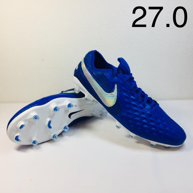 NIKE(ナイキ)のNike ティエンポレジェンド FG 27.0cm ナイキサッカースパイク スポーツ/アウトドアのサッカー/フットサル(シューズ)の商品写真