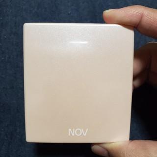 ノブ(NOV)のNOV プレストパウダー(フェイスパウダー)