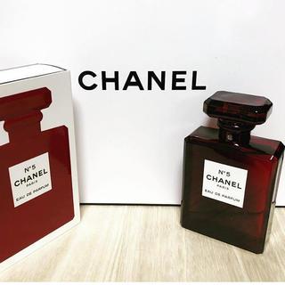 CHANEL - CHANEL No.5 Xmas限定 ロー オードゥトワレット 100ml