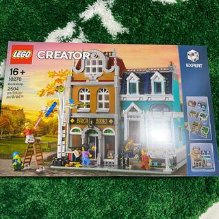 Lego - LEGO レゴ(LEGO) クリエーター エキスパートモデ街の本屋(10270】