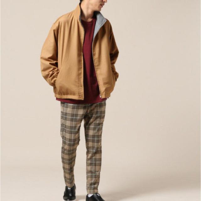 RAGEBLUE(レイジブルー)のRAGEBLUE リバーシブルジャケット メンズのジャケット/アウター(ブルゾン)の商品写真