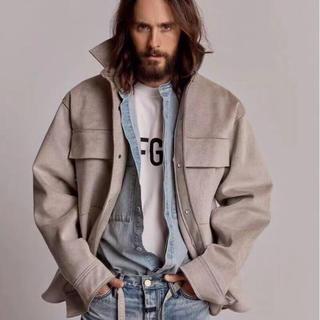 フィアオブゴッド(FEAR OF GOD)のFEAR  OF GOD 6th ultra suede shirt jaket(シャツ)