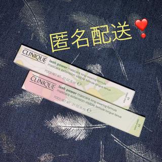 CLINIQUE - クリニーク  マスカラ  01  ブラックオキニス  原産国日本 6ml 2本