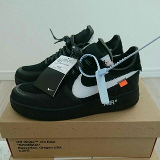 OFF-WHITE - THE 10 NIKE AIR FORCE 1 OFF-WHITE 26,5