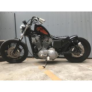 ハーレーダビッドソン(Harley Davidson)の確認画像(車体)