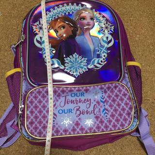 Disney - アナと雪の女王2 バックパック  アナとエルサのデザイン