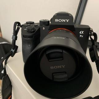 SONY - SONY α7III と純正単焦点レンズのセット
