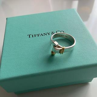 ティファニー(Tiffany & Co.)のTiffany&Co.(ティファニー) フック&アイ リング(リング(指輪))