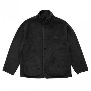 PORTER - ポータークラシック フリースジャケット ブラック  M